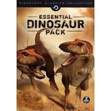 Discovery Essential Dinosaur Pack 0014381417821 With Jack Horner DVD Region 1