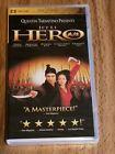 Hero Starring Jet Li PSP Movie New Sealed Free Shipping