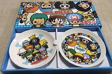 One Piece Panson Works Mugiwara Plrates Party Plate Set Kawaii dish Japan Anime