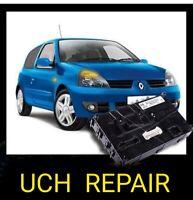 Renault Clio MK2 BSI UCH BCM N1 N2 N3 BG  Repair Service..