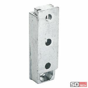 SO-TECH® Verbindungsbeschlag SOLID Verbinder Steckverbinder Keilbeschlag
