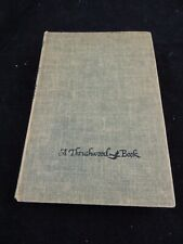 Peter Pan The Story of Peter and Wendy Barrie 1911 copyright HC THrushwood