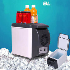 Portable Mini 6 L Cooler&Warmer Home/Car Fridge 12V Auto Car Travel Refrigerator