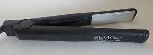 """Revlon Ceramic Satin Straightening Styling Iron Variable Heat 1"""""""