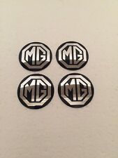 MG ROVER MGB,MGBGT&MGBGTV8 WHEEL CENTRE BADGE SET OF 4 AHH9268B