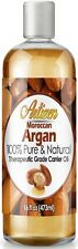 Artizen Argan (Morrocan) Carrier Oil (100% PURE & NATURAL - UNDILUTED) - 16oz