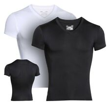 Under Armour 1216010 UA Tactical Tee HeatGear Compression V-Neck T-Shirt