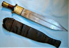 Nice Old Antique African Fang Tribe Short Sword / knife dagger