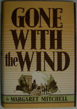 GONE WITH THE WIND by Margaret Mitchell June 1936 First Edition