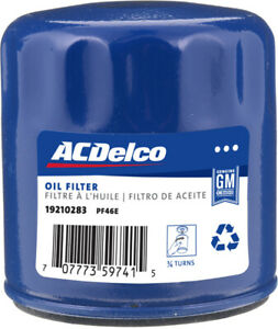 Engine Oil Filter-Durapack - Pack of 12 ACDelco PF46F