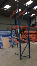 POLYPAL  DEEP INDUSTRIAL COMMERCIAL GARAGE LONGSPAN PALLET RACKING UNIT BAY