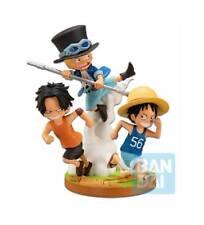 VORBESTELLUNG Q2 2020 One Piece Figur Bonds of Brothers Ace Sabo Ruffy Luffy