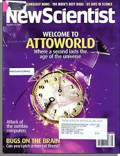 New Scientist - 2004, November 6 - Attoworld, Can You Catch a Mental Illness?