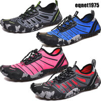 Womens Water Shoes Quick Dry Barefoot Diving Surf Aqua Sports Walking Swim Size