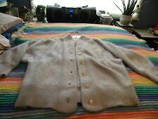 New listing Pale Lavender Angora Sweater. Size Large