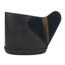 Tourbon Butt Stock Slip-on Recoil Pads Clay Shooting Leather Hunting Small Size
