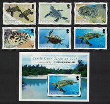 BIOT Turtles 6v+MS MNH SG#312-MS318 SC#290-296