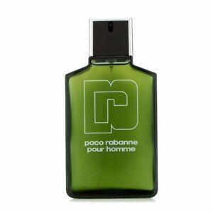 NEW Paco Rabanne Pour Homme EDT Spray 100ml Perfume