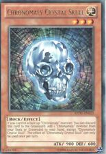Chronomaly Crystal Skull REDU-EN013 Rare Yu-Gi-Oh Card (U) New