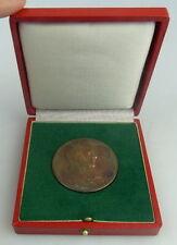 Medaille: Hans Otto 1900-1933 Das Gesicht den Massen zu, silberfarben, Orden1808