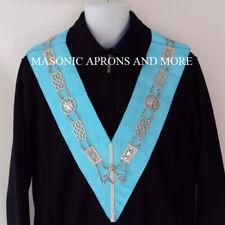 Craft Lodge Worshipful Masters(WM) Chain Collar(Style A)(MA4124)
