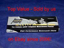 Honda CB350F 72-74  530 5/8 x 3/8  Chain 120L  w/Split Link Q0531