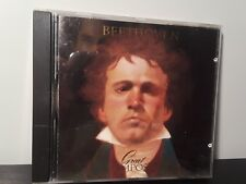 Great Composers: Ludwig Van Beethoven Disc A (CD, 1988, TimeLife)