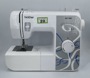 Brother Sewing Machine AE1700 Table Top Home Machine Tested & Working (SKU20)