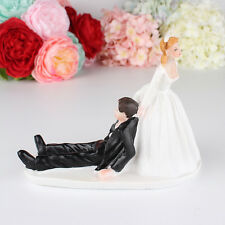 I GOT You Bride and Groom Wedding Cake topper Bridal Decoration New 14cm