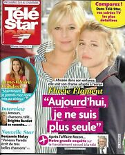 TELE STAR n°2144 04/11/2017   Flavie Flament_Coudray_Bardot_Biolay_Amir_Sardou