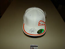 Rickie Fowler Hand Signed Puma Hat JSA #P67381 New With Tags Cap PGA Golf L/XL