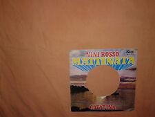 Nini Rosso - Mattinata - Copertina Forata Per Disco Vinile 45 Giri