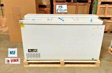 New 59 Top Loading Back Bar Beer Soda Bottle Cooler Deep Well Refrigerator Nsf