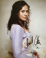 Angel Coulby signed 10x8 Image E photo (UACC approved dealer COA)