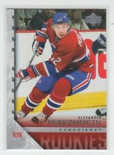[68614] 2005-06 Upper Deck #226 Alexander Perezhogin YG RC