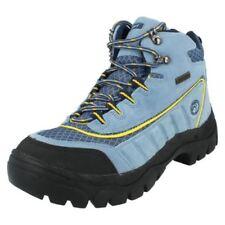 Botas de mujer de color principal azul Talla 37.5