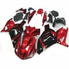 Fairing Bodywork For Kawasaki ZX14R ZZR1400 2006 2007 2008 2009 2010 2011 Red