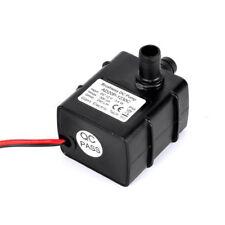5W 12V  DC Brushless Mini Electric Pump Ultra-quiet 240L/H Lift 3M Waterpump