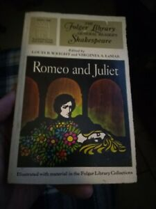 Romeo and Juliet : The Folger Library general readers Shakespeare