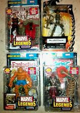 Marvel Legends 2005 Legendary Rider Series lot + Ghost Rider scarecrow unopened.