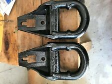 1998 1999 2000 2001 2002 2003 Ford F150 Front Tow Hook Set OEM F85A-17A954-CA