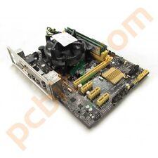 Asus H81M-PLUS, Intel Core i3-4130 @ 3.4Ghz, 4GB Ram, Motherboard Bundle