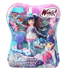 Winx Club - Tynix Fairy Doll - Musa 28cm with Magic Robe Giochi Preziosi