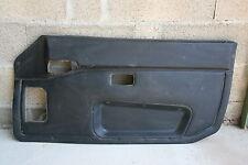 PORSCHE  944 phase 2...panneaux de porte noir  skai   droit right