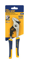 Irwin  Vise-Grip  8 in. Alloy Steel  Curved Pliers  Blue/Yellow  1 pk