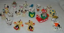 McDonalds 101 Dalmations Toy Lot 20 pcs Dog Dogs Cruella Deville Toys Disney