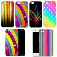 Rainbow Rigid Plastic Cases & Covers for iPhone 7