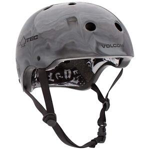 Pro Tec Skateboard Helmet Classic Certified Volcom Cosmic Matter
