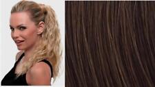 "Hairdo 18"" Wrap Ponytail Beach Curl Pony Hair Extension R6-30H Chocolate Copper"