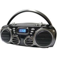 Sylvania Cursrcd682Bt Sylvania Bluetooth Portable Cd Radio Boom Box